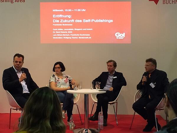 Eröffnung der Frankfurter Buchmesse 2017