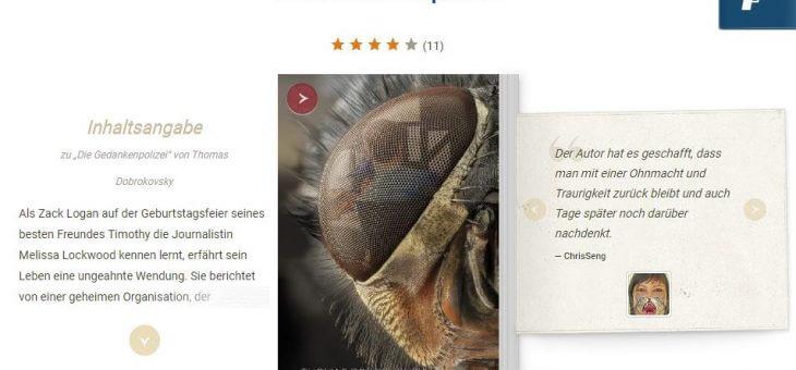 Rückblick der Leserunde auf LovelyBooks