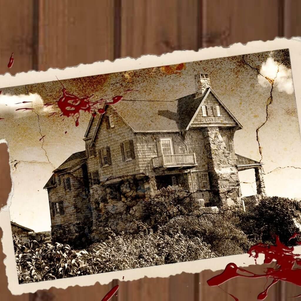 Arbeitscover von Großmutters Haus