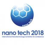 Logo nanotech 2018