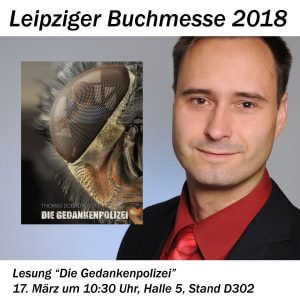 Lesung Leipziger Buchmesse 2018