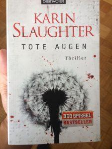 Tote Augen von Karin Slaughter