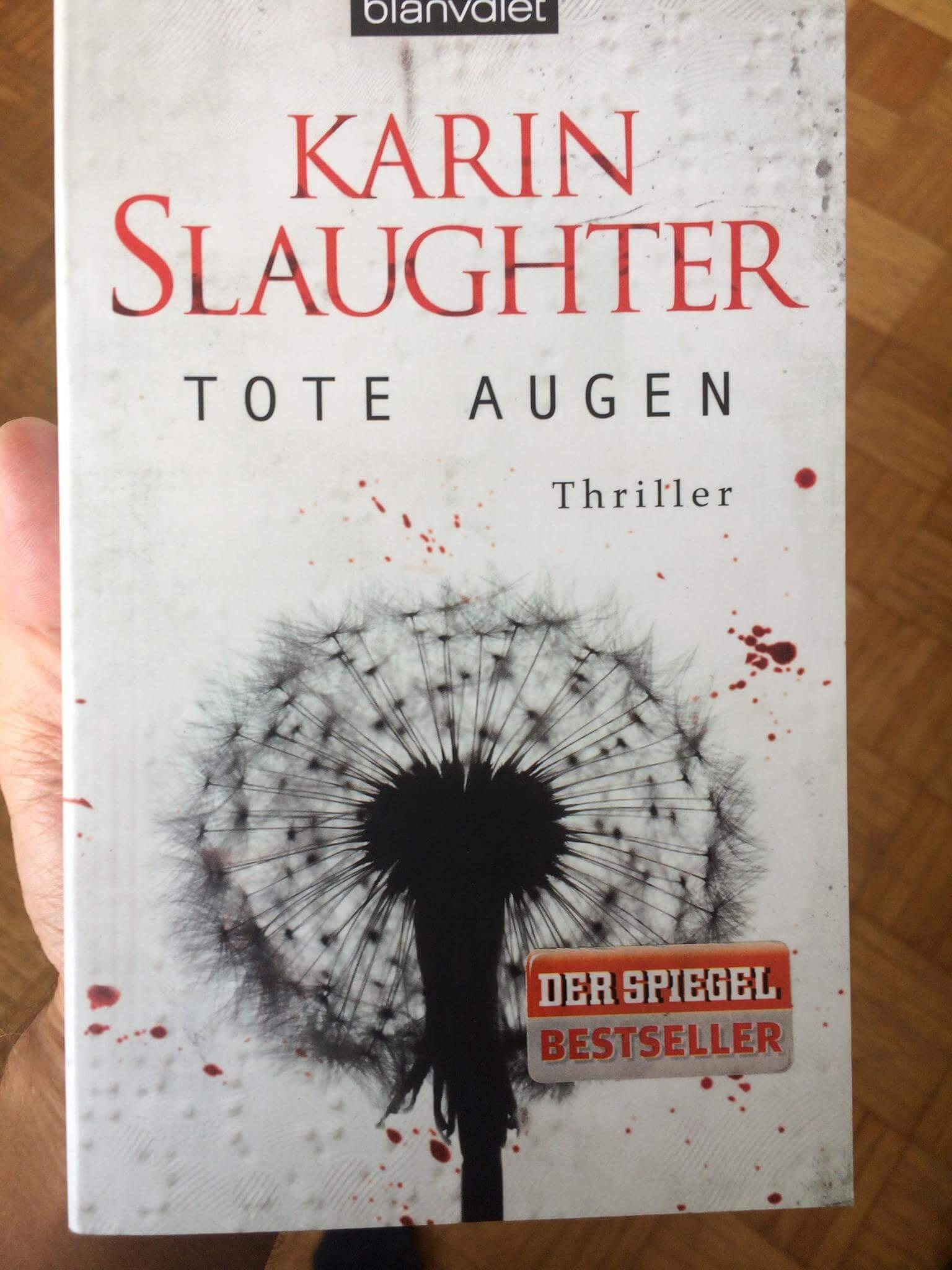 Karin Slaughter Tote Augen Ebook