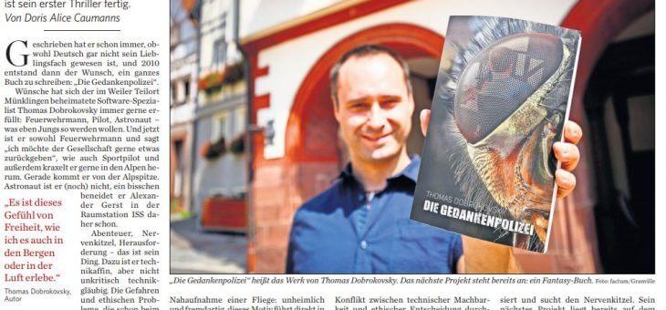 Presseartikel in der Leonberger Kreiszeitung