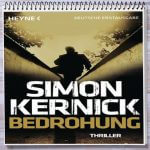 Cover: Simon Kernick - Bedrohung