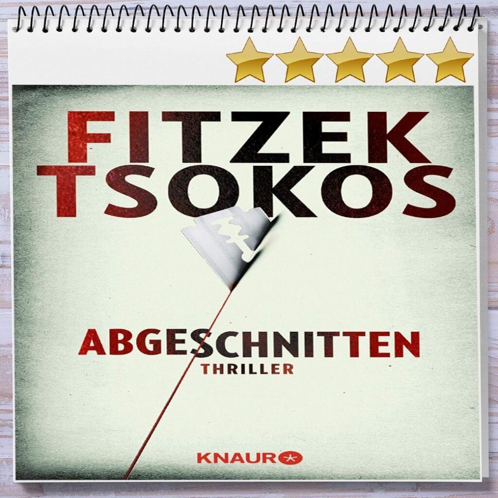 Cover: Abgeschnitten von Fitzek / Tsokos