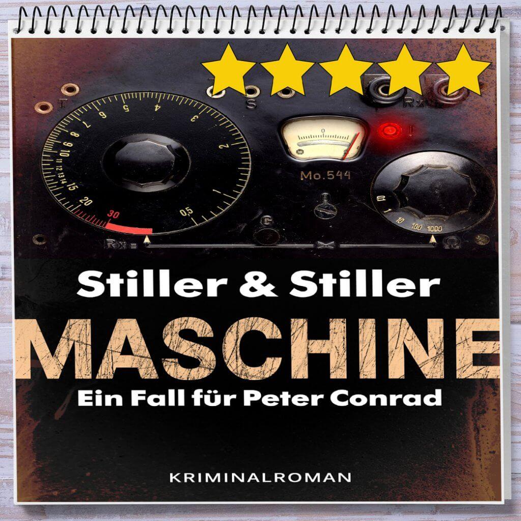 Cover: Maschine von Stiller & Stiller