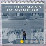 Cover: Der Mann im Monitor von Alexander Rasumofsky