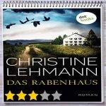 Cover: Das Rabenhaus von Christine Lehmann
