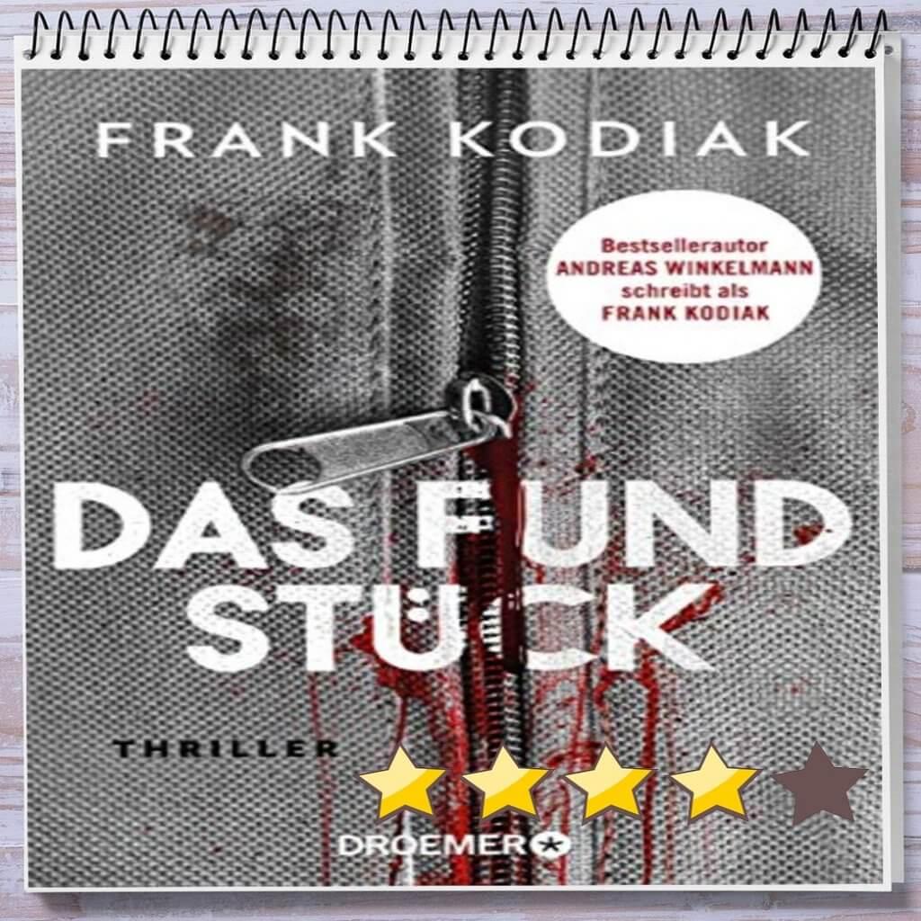 Cover: Das Fundstück von Frank Kodiak